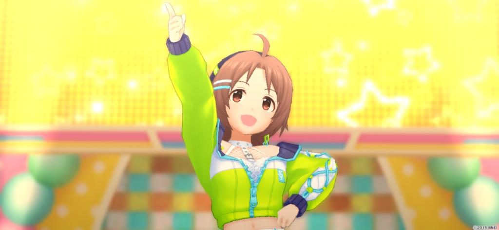 ステップ!を踊る斉藤洋子さん