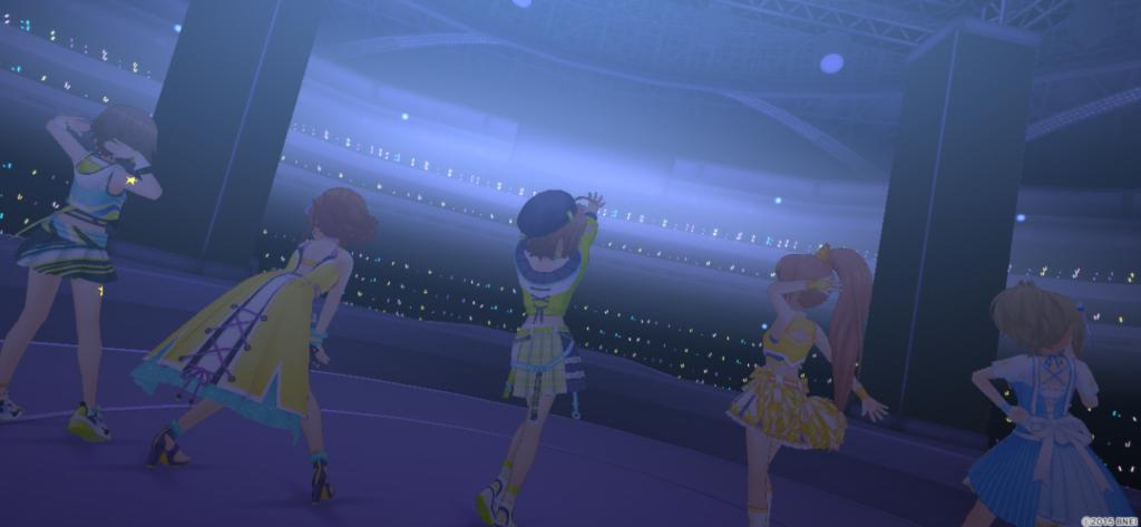 ミラーボール・ラブを踊る斉藤洋子さん