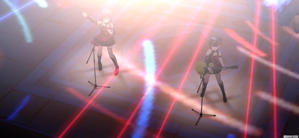 D/Zealのステージ