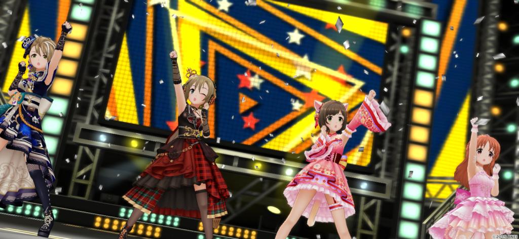 Wonder goes on!!のMV